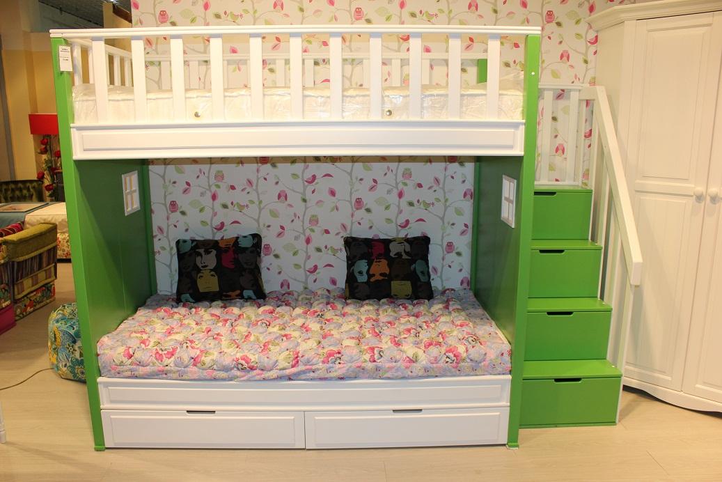 2 ярусная кровать детская